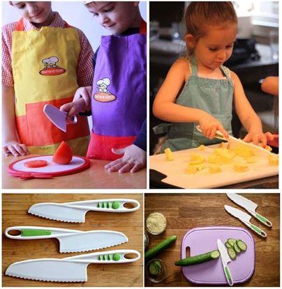 圖片 開倉:小朋友專用刀 (1套3把)