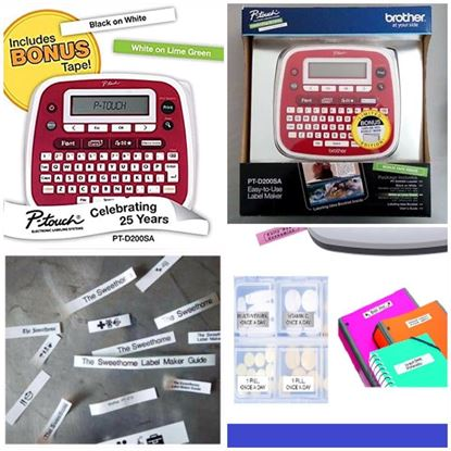 Picture of Brother Label Maker (PT-D200SA)