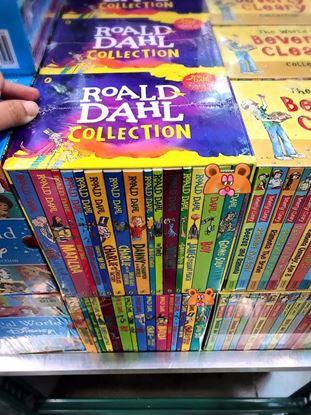 圖片 Roald Dahl 兒童小說 (1套15本)