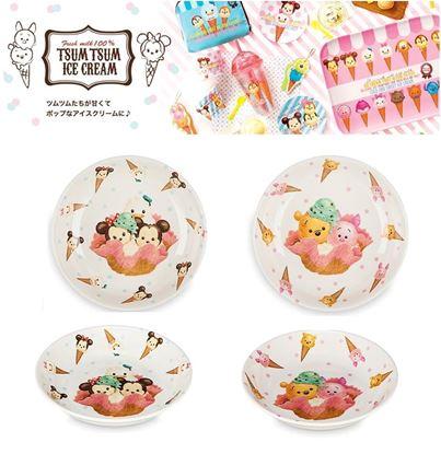 圖片 開倉:Tsum Tsum 仿陶瓷圓碟 (款式隨機)