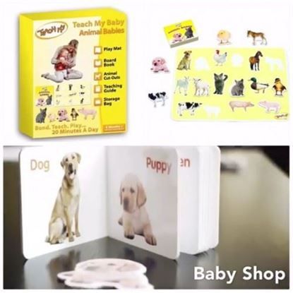 圖片 Teach My Baby - Animal Babies