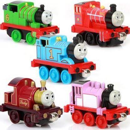 圖片 開倉:Thomas 1套2部火車頭玩具(款式隨機)