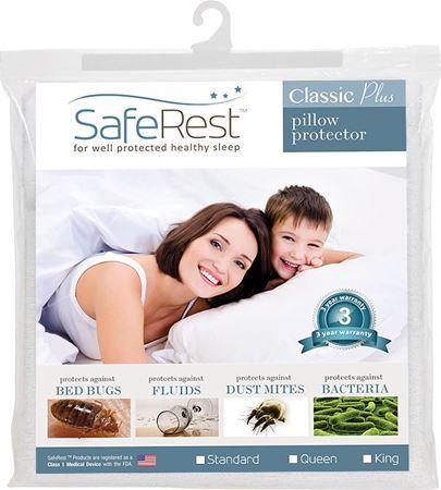 分類圖片 防水抗過敏枕頭套
