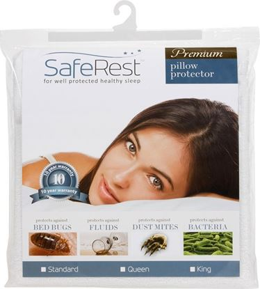 Picture of SafeRest Premium Pillow Protector
