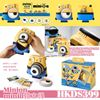 Picture of **SOLD OUT** A P4U 7底: FUJIFILM Instax Mini 8 拍立得-Minion特別版
