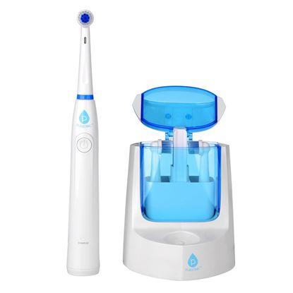 圖片 Pursonic 電動牙刷附UV消毒盒+12支替換刷頭