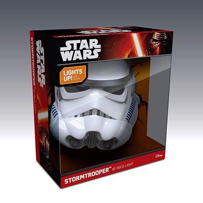 圖片 Star Wars 白兵3D 大頭燈