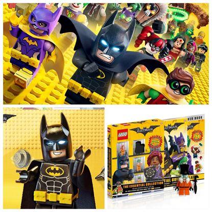 圖片 Lego Batman 蝙蝠俠貼紙書