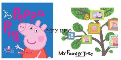 圖片 Peppa Pig 故事書 - The Story of Peppa Pig