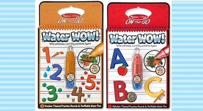 Picture of Melissa&Doug - Water WOW 魔法水畫板 橙色