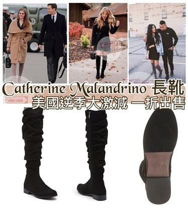 Picture of Catherine Malandrino 黑色長靴