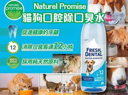 圖片 A P4U 2中: Naturel Promise 貓狗口腔除口臭水