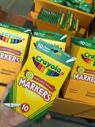 Picture of Crayola Markers