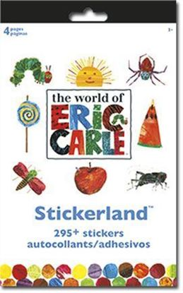 Picture of ERIC CARLE 貼紙書