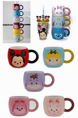圖片 Disney Tsum Tsum 水杯