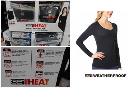 圖片 32 Heat Degrees 女裝熱感防寒內衣