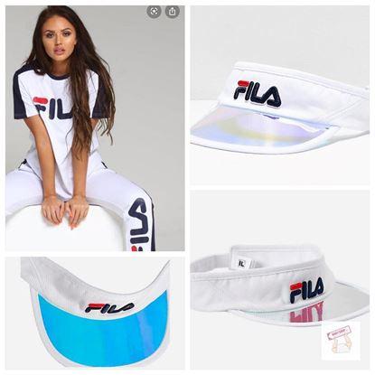 Picture of FILA 高爾夫球空頂帽 (白色)