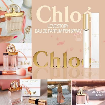 Picture of *貨品已截單* A P4U 5中: Chloe Love Story 10ml 旅行支裝香水