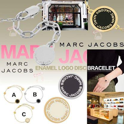 Picture of *貨品已截單* A P4U 空運: Marc Jacobs Ename經典LOGO手鏈