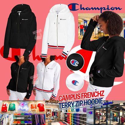 Picture of *貨品已截單* A P4U 5底: Champion French Terry女裝外套