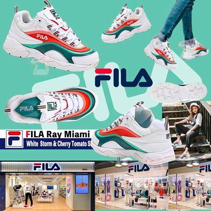 圖片 FILA Ray Miami  老爹鞋