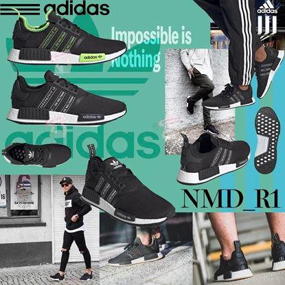 Picture of *貨品已截單* A P4U 6中: Adidas NMD_R1 日文休閒鞋
