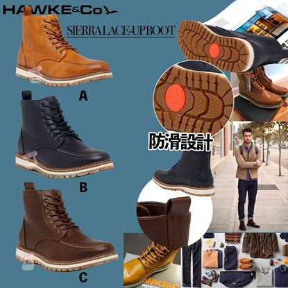 Picture of *貨品已截單* A P4U 6中: Hawke & Co. Sierra Lace-Up 短靴