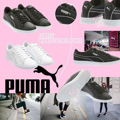 Picture of *貨品已截單* A P4U 6底: Puma 女裝真皮波鞋