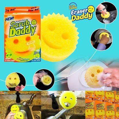 圖片 Scrub Daddy 清潔海綿刷 (1盒1個)