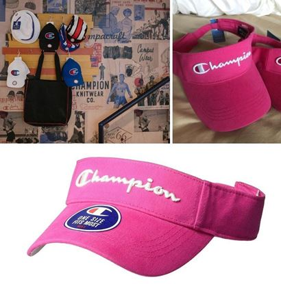 Picture of Champion 高爾夫球空頂帽 (粉紅色)