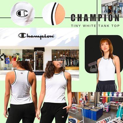 圖片 A P4U 10中: Champion 夏日背心上衣(白色)