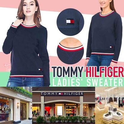 Picture of *貨品已截單* A P4U 9底: Tommy Hilfiger 無帽圓領衛衣(深藍色)