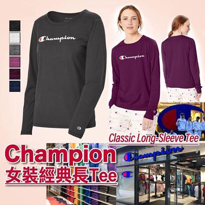 Picture of Champion 女裝經典長袖Tee(顏色隨機)
