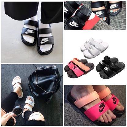圖片 Nike Benassi 雙帶女裝拖鞋