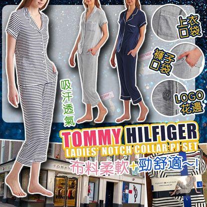 圖片 *貨品已截單* A P4U 12中: Tommy Hilfiger 女裝中袖睡衣(顏色隨機)