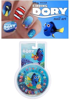 圖片 Dory 指甲貼套裝