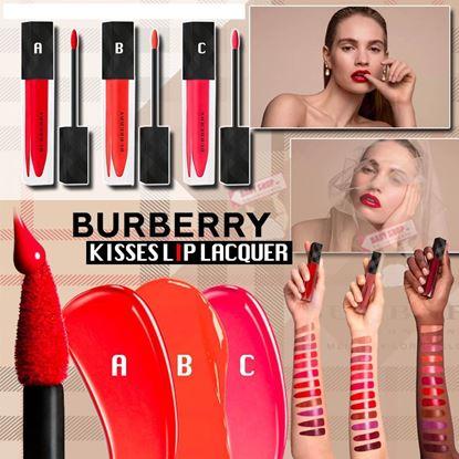 圖片 A P4U 2底:  Burberry 絲絨唇釉