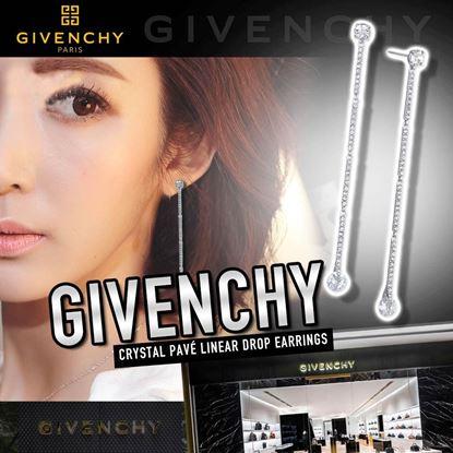 圖片 *貨品已截單* A P4U 空運: Givenchy 水晶耳環