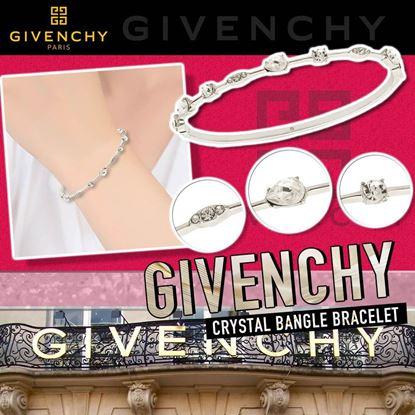 Picture of **貨品已截單**A P4U 空運: Givenchy 水晶手鐲