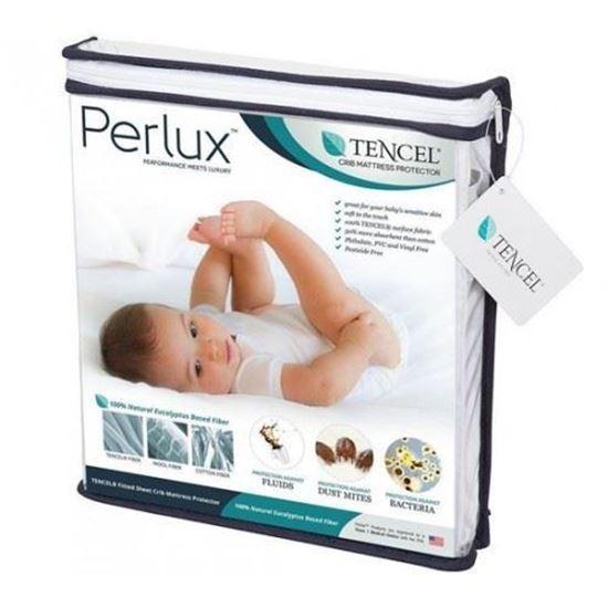 圖片 Saferest Perlux 天絲嬰兒床單