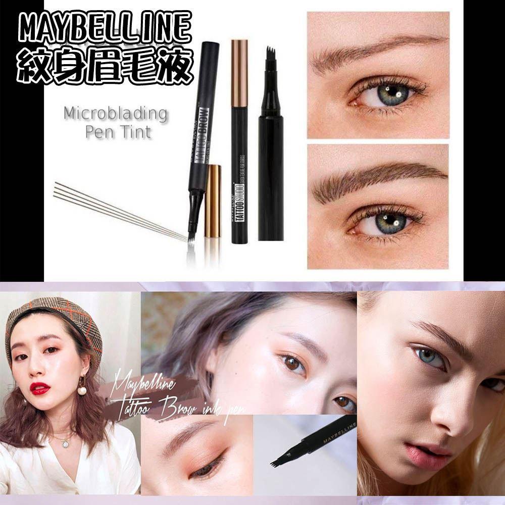 圖片 Maybelline 紋身眉毛液