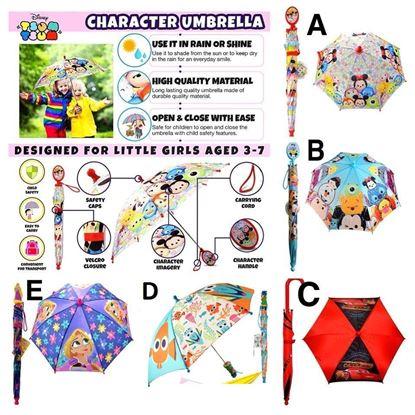 Picture of Disney 小童雨傘