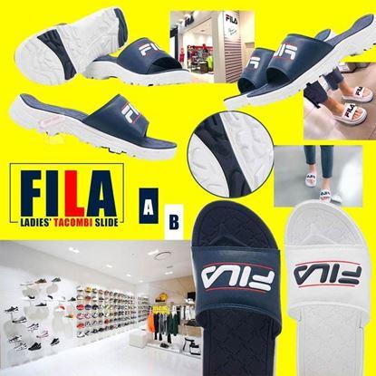 Picture of FILA 大人厚底拖鞋