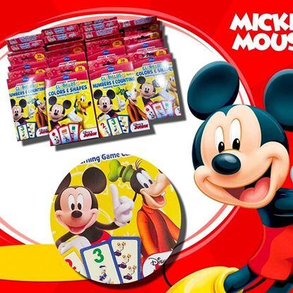 圖片 Disney Mickey mouse 學習卡(款式隨機)