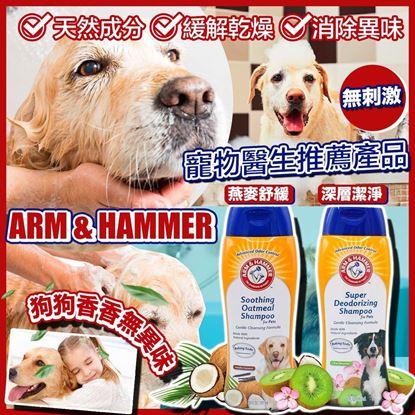 圖片 A P4U 4底: Arm & Hammer 小蘇打寵物洗髮系列 591ml
