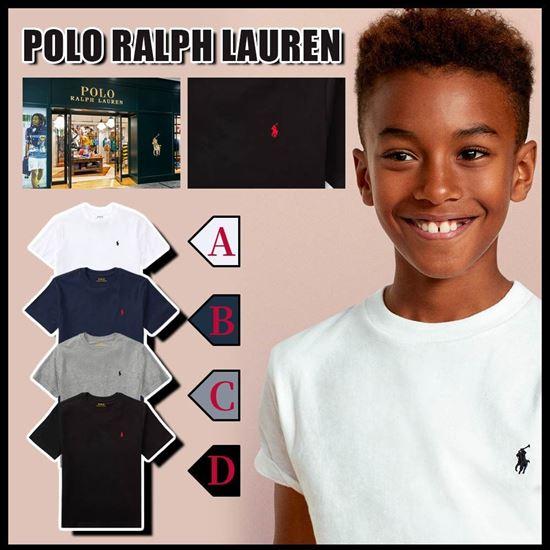 圖片 **貨品已截單**A P4U 4底: Ralph Lauren Polo 中童短袖上衣