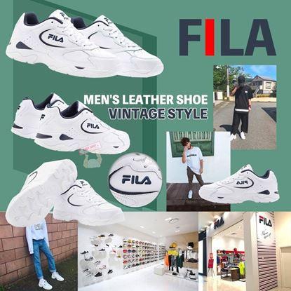 Picture of FILA Vintage 男裝波鞋 (白色)