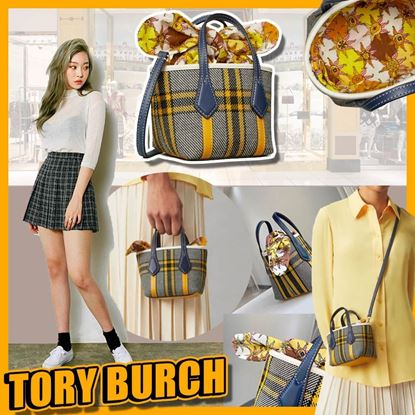 Picture of **貨品已截單**A P4U 空運: Tory Burch PERRY 托特包