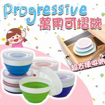圖片 Progressive 萬用可摺碗 (顏色隨機)