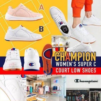 Picture of Champion Super C 系列女裝波鞋 粉紅色